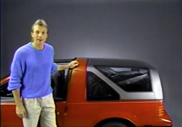 Nissan Joe Montana